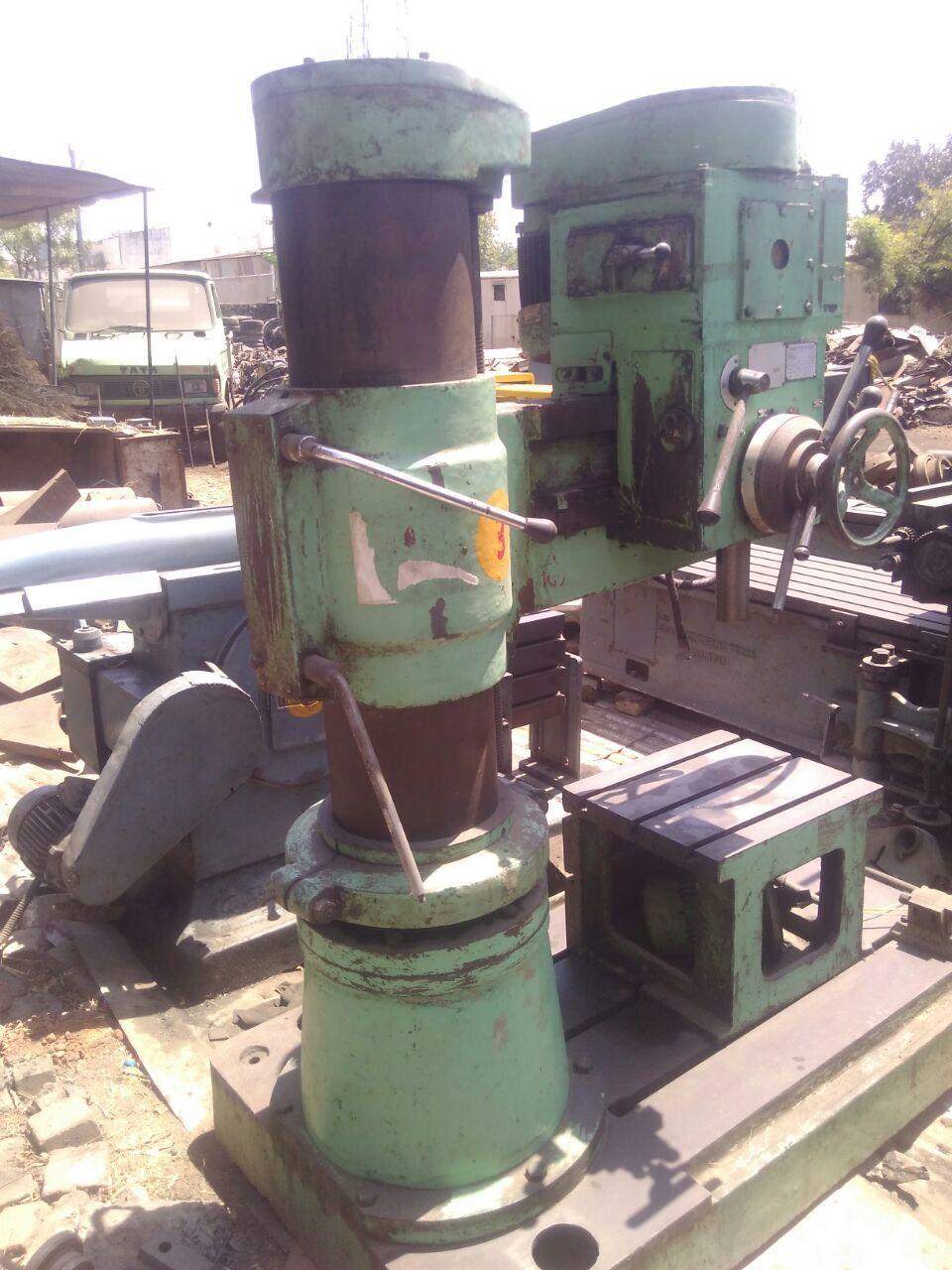 8.radial drill 2