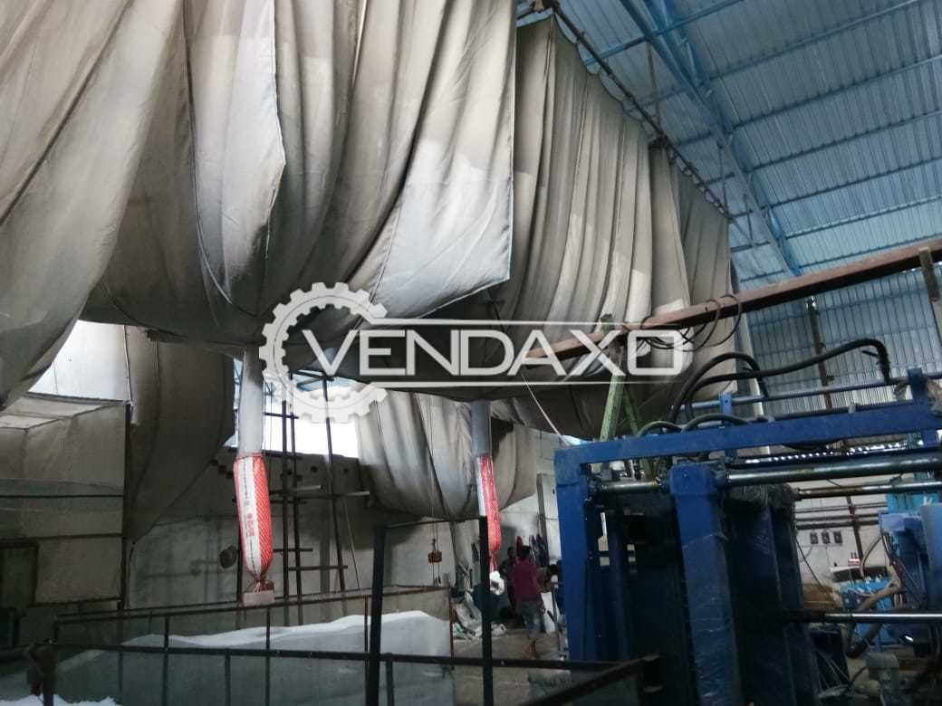 Available For Sale Small Block Moulding, Thermocol Electric Gulla, Forming, Cutting, Steam boiler