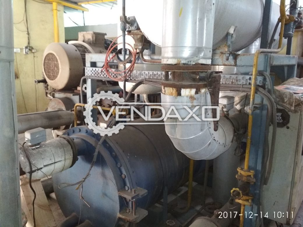 Industrial Chilling Plant 70TR & 105TR ( Ammonia Based )