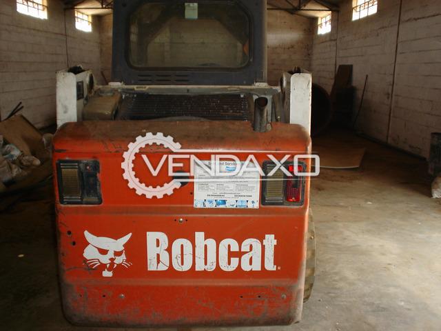 Bobcat S130 Skid Steer Loader - 0.37 cum