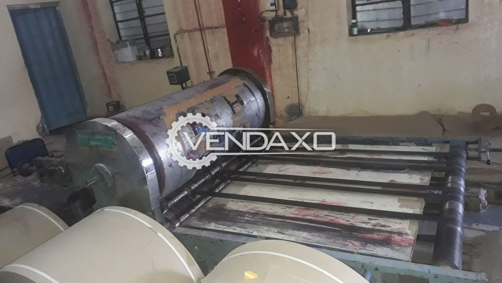 Available For Sale Flexo Printing Machine - Single Color