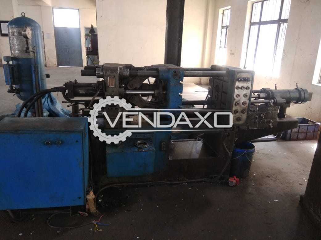 Die Casting Machine (Cold Chamber) - 80 Ton