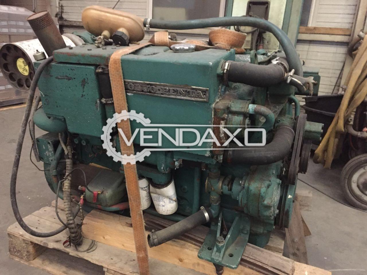 Volvo Penta TAMD70C Diesel Engine - Power - 250 PS