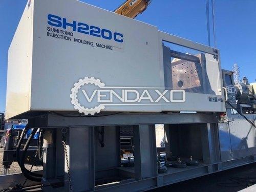 Sumitomo SH220C Injection Moulding Machine - 220 Ton