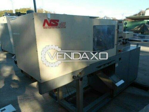 Nissei NS 40 Injection Moulding Machine - 40 Ton