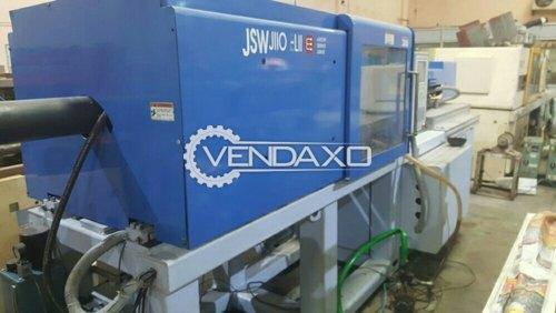 JSW Injection Moulding Machine - 110 Ton