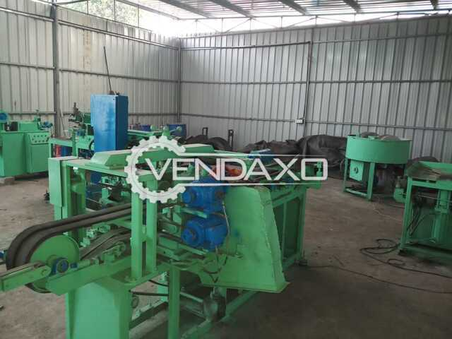 Available For Sale Welding Road Manufacturing Plant - 2.5 Ton With AC and DC Motor
