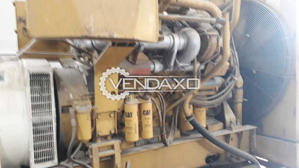 Caterpillar Diesel Generator - 750 kVA