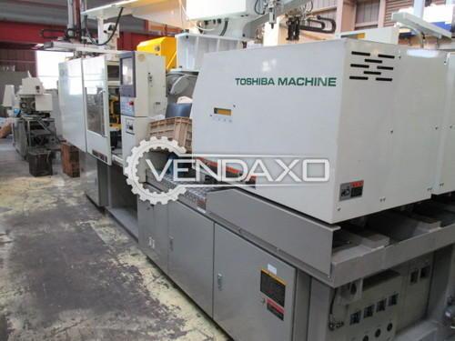 Toshiba ECM 220N Injection Moulding Machine - 220 Ton