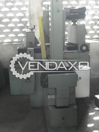 Hofler HFR 600 Gear Tester Machine - Max.Gear Diameter : 50-600 mm