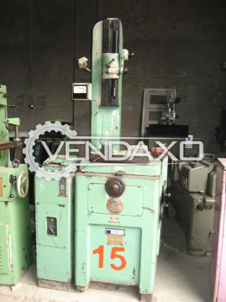 Hofler PH 60 Gear Tester Machine - Max.Wheel Diameter : 600 mm