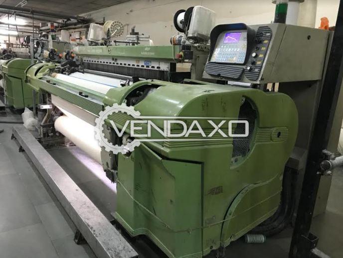 Somet Alpha Rapier Loom Machine - Width - 360 CM