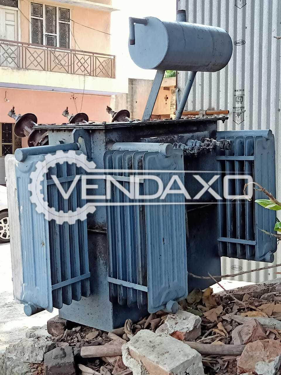 Indian Make Transformer - Power - 100 HP