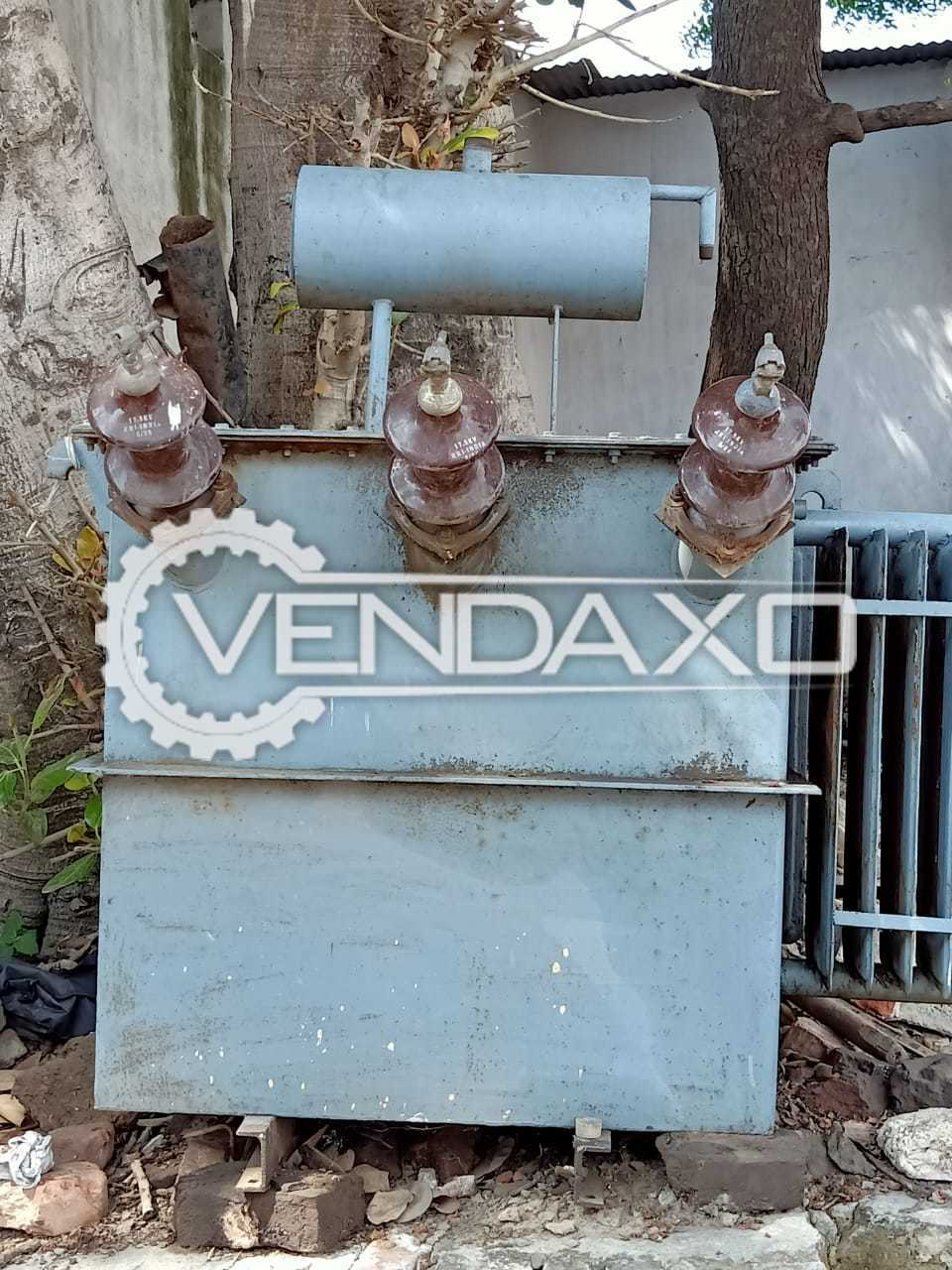 Sat Kartah Make AC Generator - 82 Kva