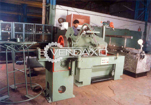 Wet Wire Drawing Machine Plant
