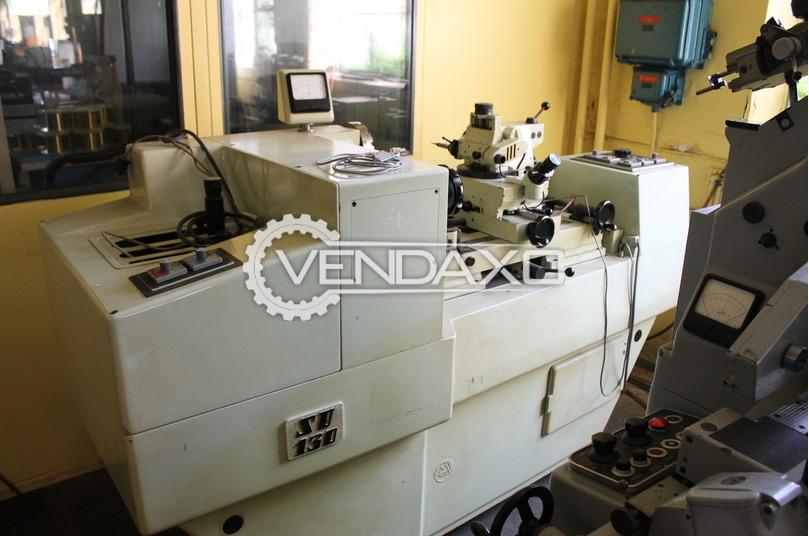 Samputensili SU 130 Gear & Hob Lead and Profile Tester Machine - Between Center : 780 mm