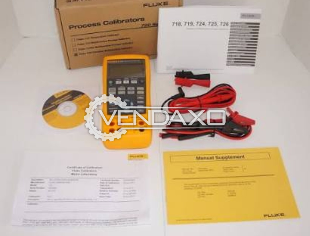 Available For Sale Fluke 725 Multi Process Calibrator - 2018 Model