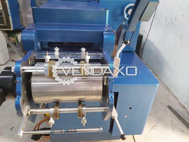 SHIKI PC 45M Automatic Label Printing Press Machine - 45 Inch, 3 Color