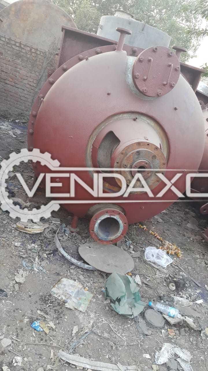 SS 316 Rotary Vacuum Dryer (RVD) - 5 KL