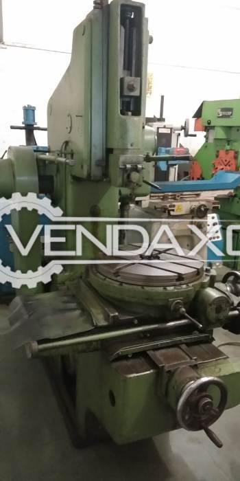 Stanko Make Slotting Machine - Stroke Length : 600 mm