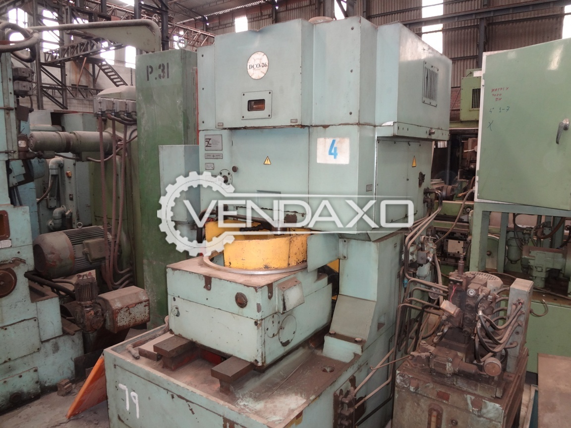 Stanko Make Gear Shaping Machine - Diameter : 300 mm