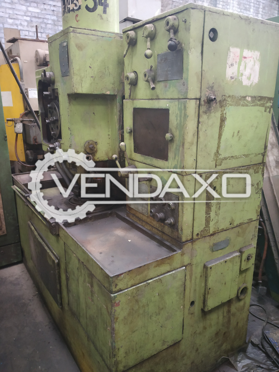 TOS OHO50 Gear Shaping Machine - Max.Wheel Diameter : 500 mm