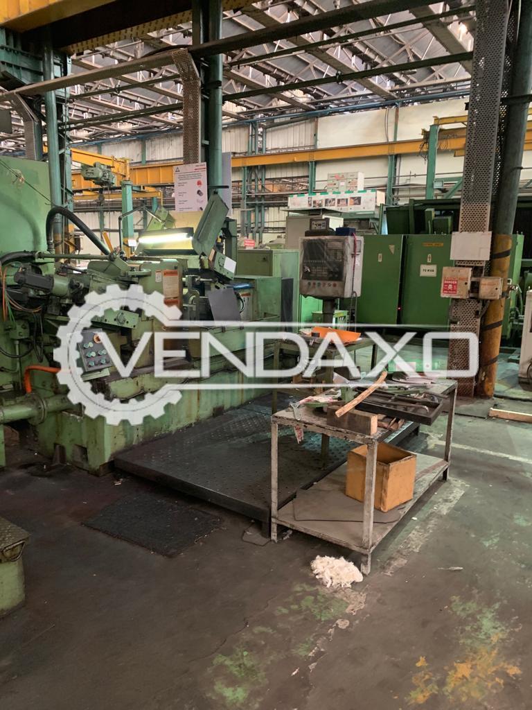 Cincinnati CNC Centerless Grinder Machine - 600 x 250 mm, RK Series