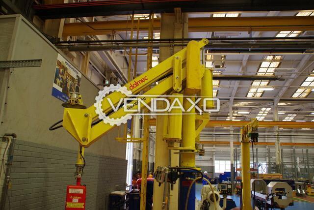 Dalmec Industrial Manipulator - 100 KG