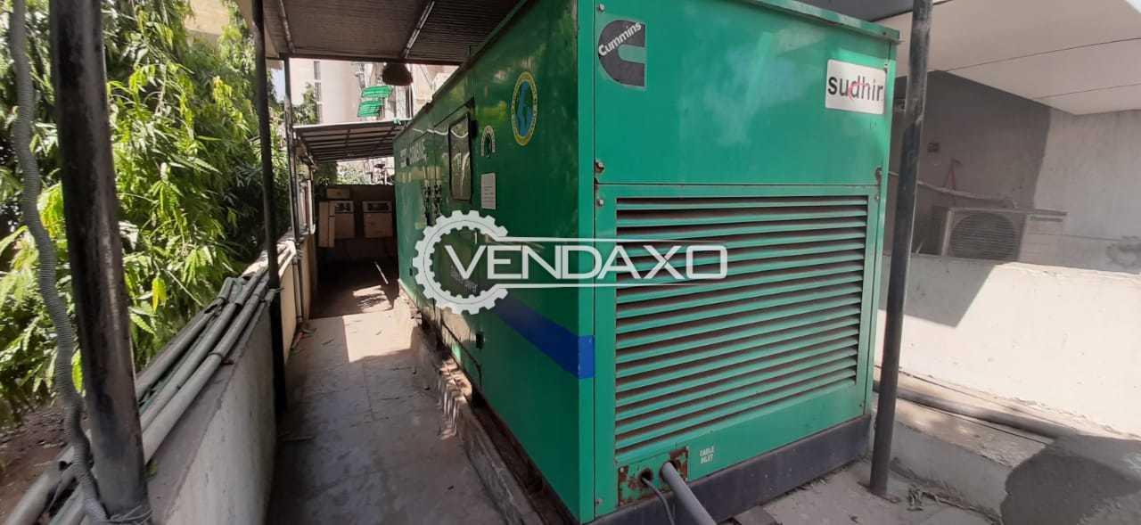 Cummins Diesel Generator - 160 Kva, 2007 Model