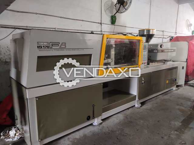 Toshiba IS-170 Injection Moulding Machine - 170 Ton