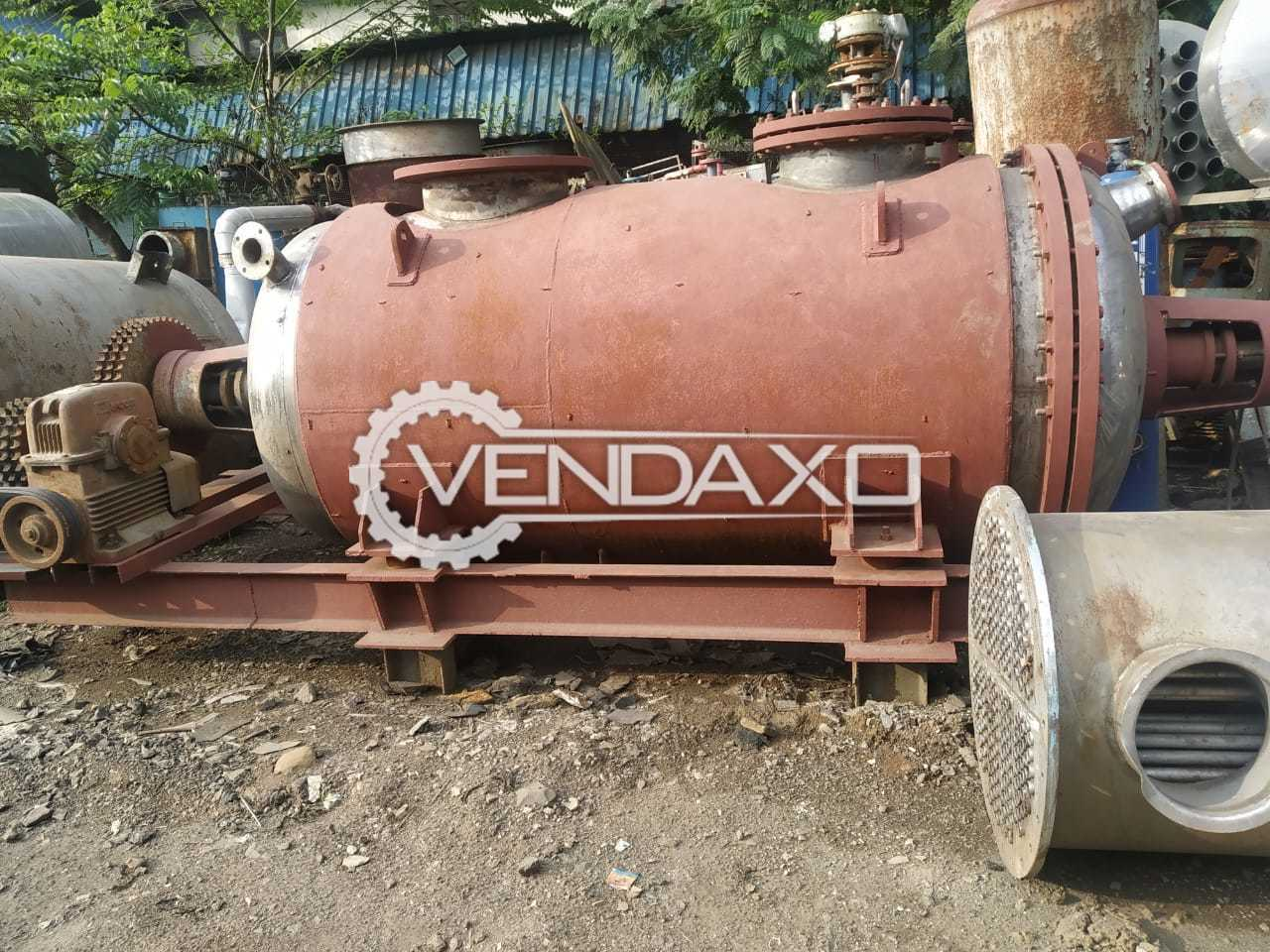 Rotary Vacuum Paddle Dryer (RVPD) - 3 KL