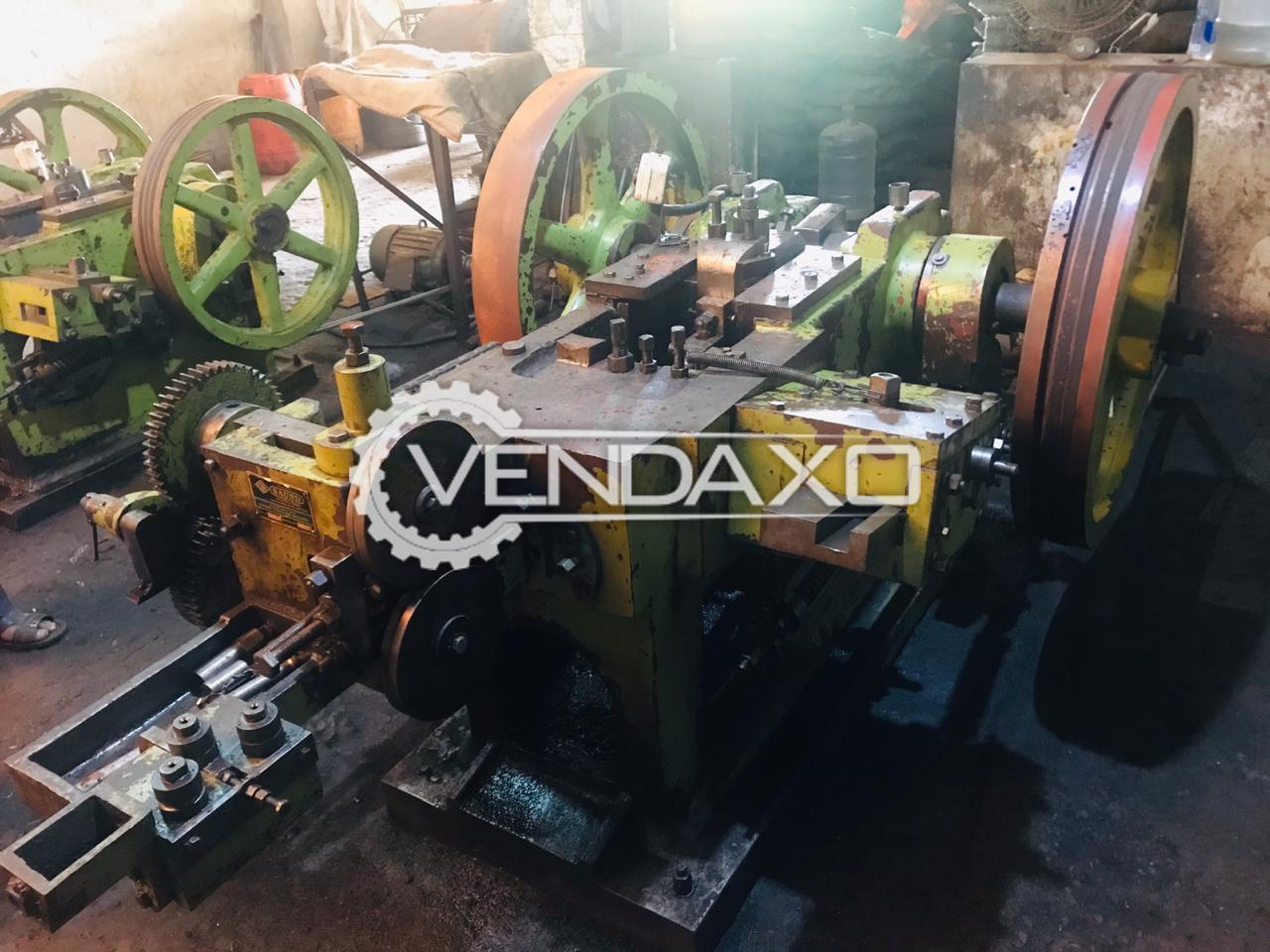 Available For Sale Complete Metal Processing & Machine Tool Plant - 2014 Model