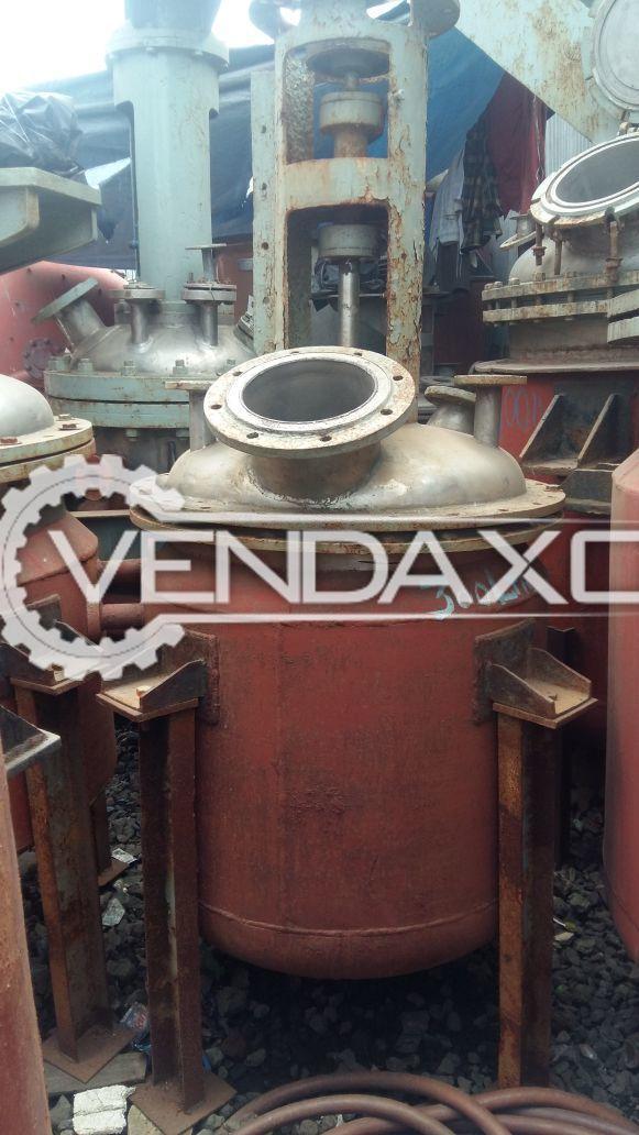 Indian Make Reactor - 300 Liter