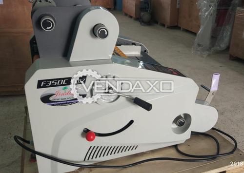 2 Set OF Jindal F350C Thermal Lamination Machine - 350 mm