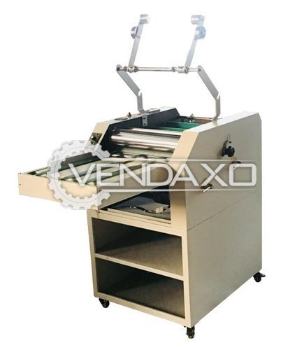Jindal Manual Thermal Lamination Machine - Size - 15 Inch