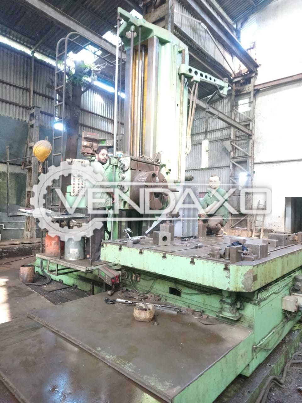 San Rocco Make Table Type Boring Machine - Table Size : 2400 x 1800 mm