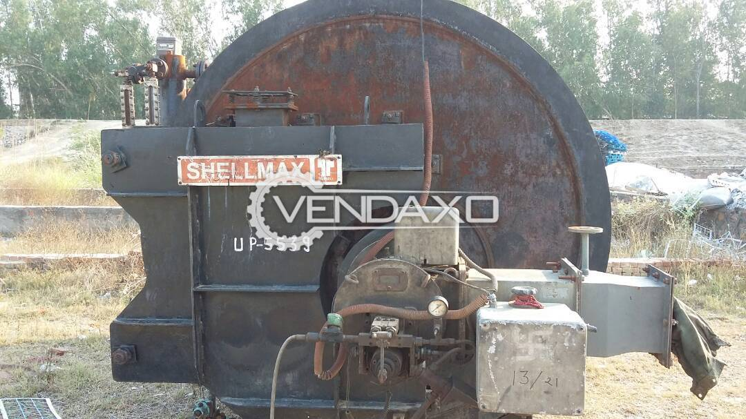 Shellmax Steam Boiler