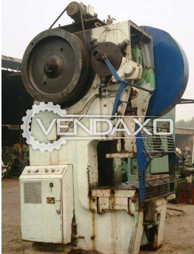 Available For Sale Power Press - 100 Ton