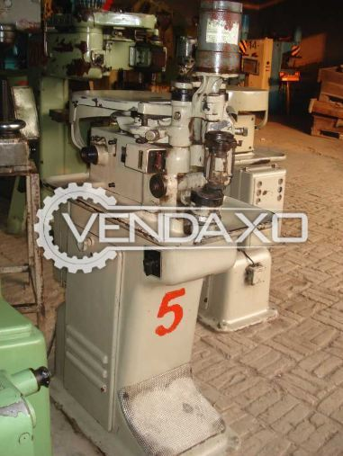 BILLETER 1B 63-778 Punching Press - Table Size - 3 Inch