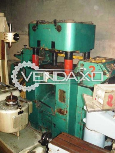 WMW PASU 63 ERFURT High Speed Press - 63 Ton