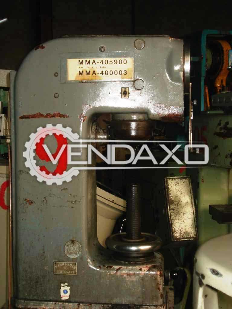 WOLPETWERKE DTA2 Rotto Harding Tester Machine - 250 mm