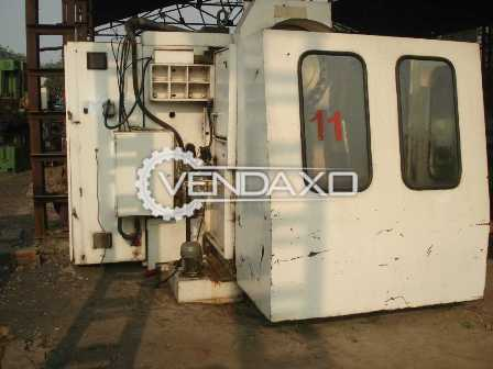 Anayak Anak-Matic 9 CNC Vertical Machining Center - VMC - Table Size : 1400 x 900 mm