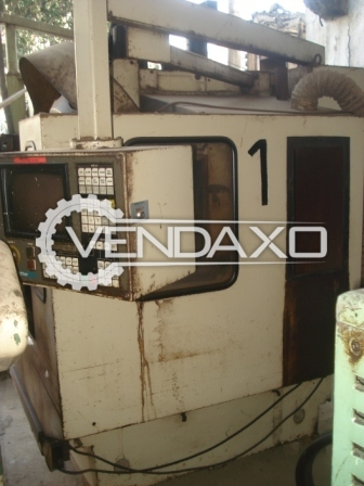 Milacron Make CNC Vertical Machining Center - VMC - Table Size : 1150 x 450 mm