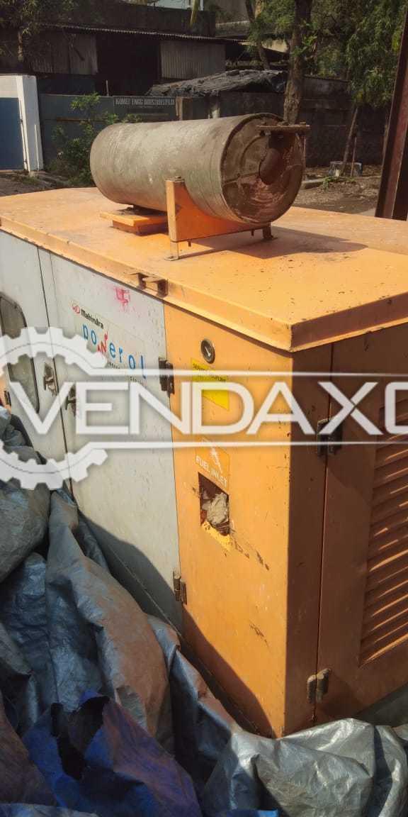 Mahindra SP 40 Diesel Generator - 40 kVA, 2006 Model