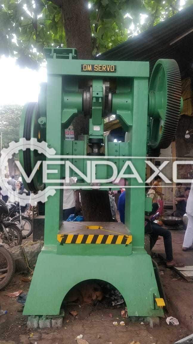 Indian Make H Type Power Press Machine - 200 Ton
