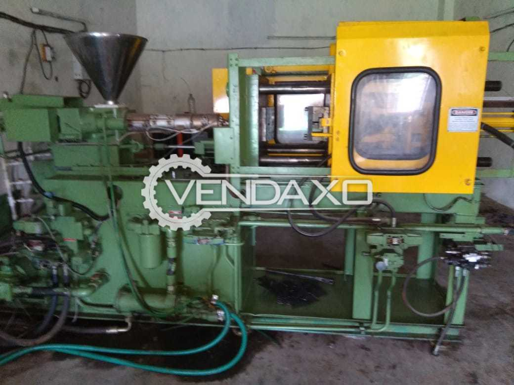Available For Sale Injection Moulding Machine - 100 Ton