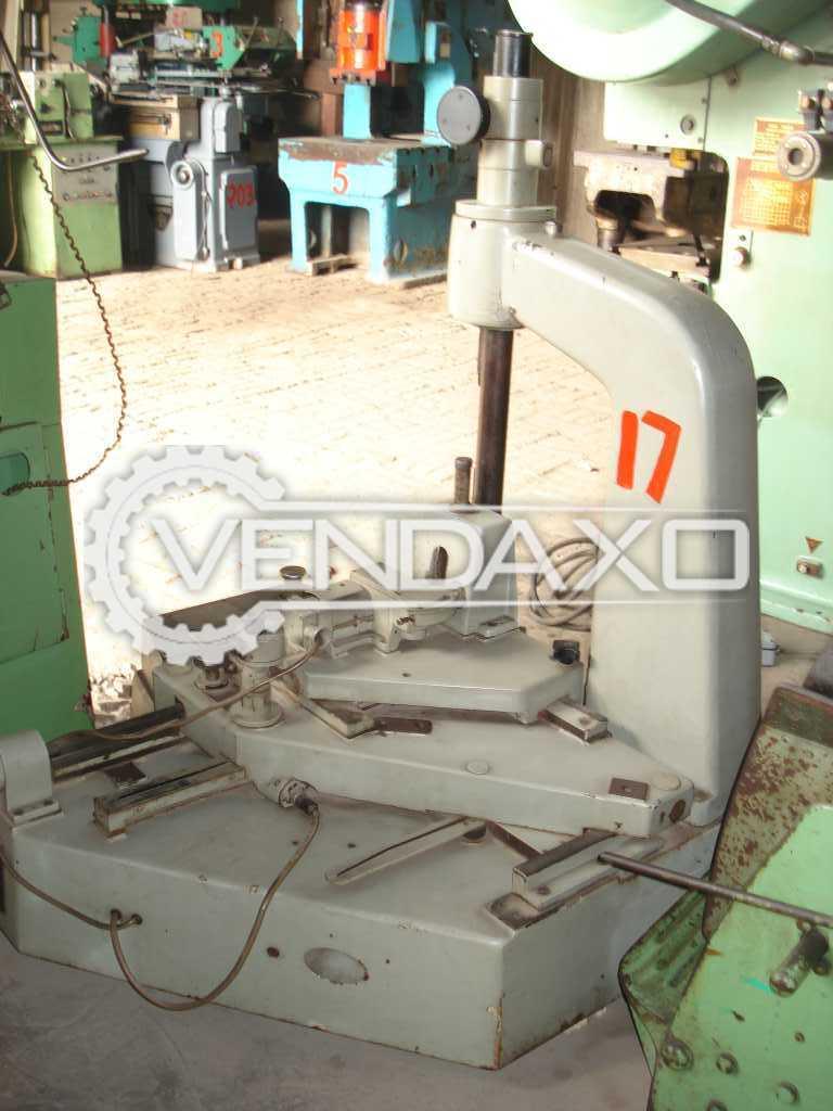 Schreibbereich VG-450 Roll Tester Machine - Max. Wheel Diameter : 10 Inch
