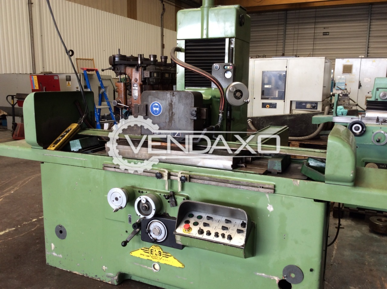 ELB Make Surface Grinding Machine - Table Size : 1000 x 500 mm