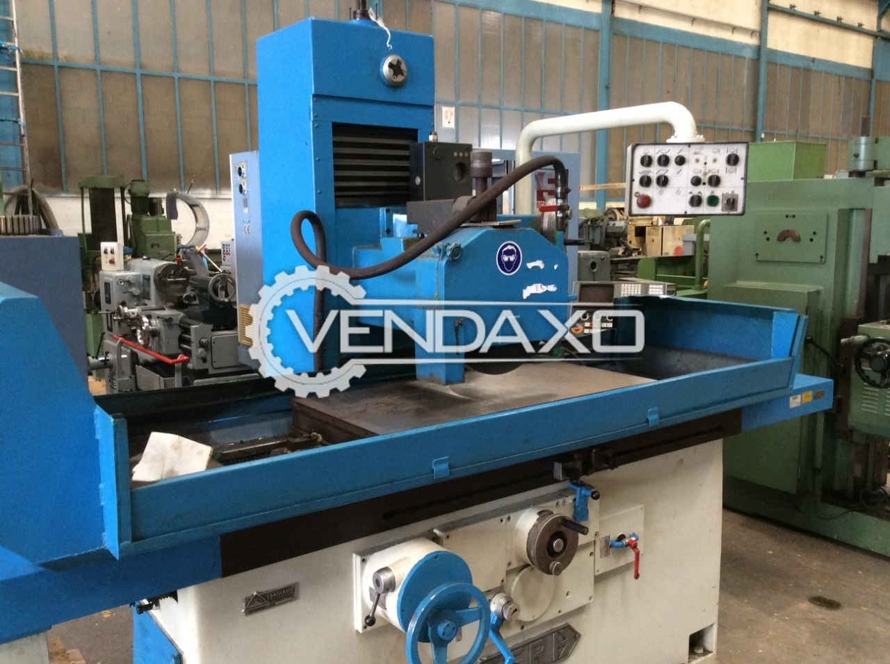 GER Make Surface Grinding Machine - Table Size : 1000 x 500 mm