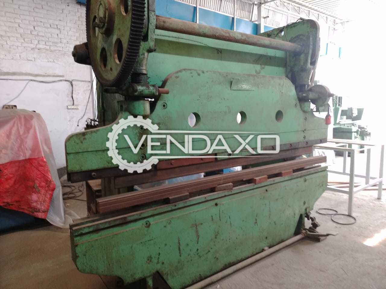 Indian Make Mechanical Press Brake Machine - 3000mm x 8mm